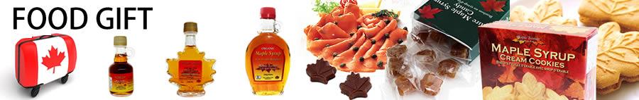 カナダお土産食品
