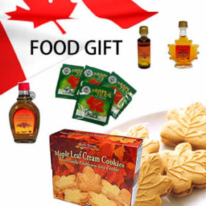 カナダ輸入食品